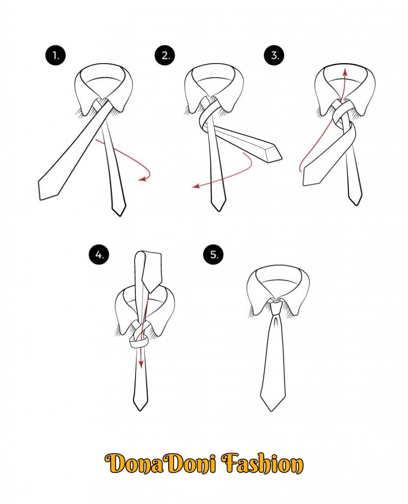 donadoni-kravate-blog-kako-vezati-kravatu-jednostavni-cvor-za-kravatu